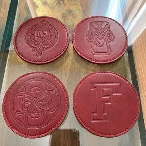 Tiffany & Co Fordham Coasters
